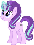 Starlight Glimmer Looking Up