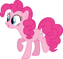 Pinkie Pie Hey There by illumnious