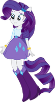Rarity Ponyup (2) by illumnious