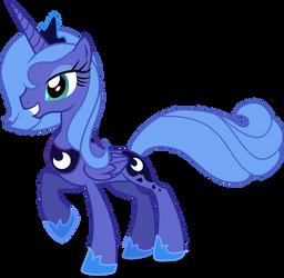 Princess Luna (Season 1) by illumnious