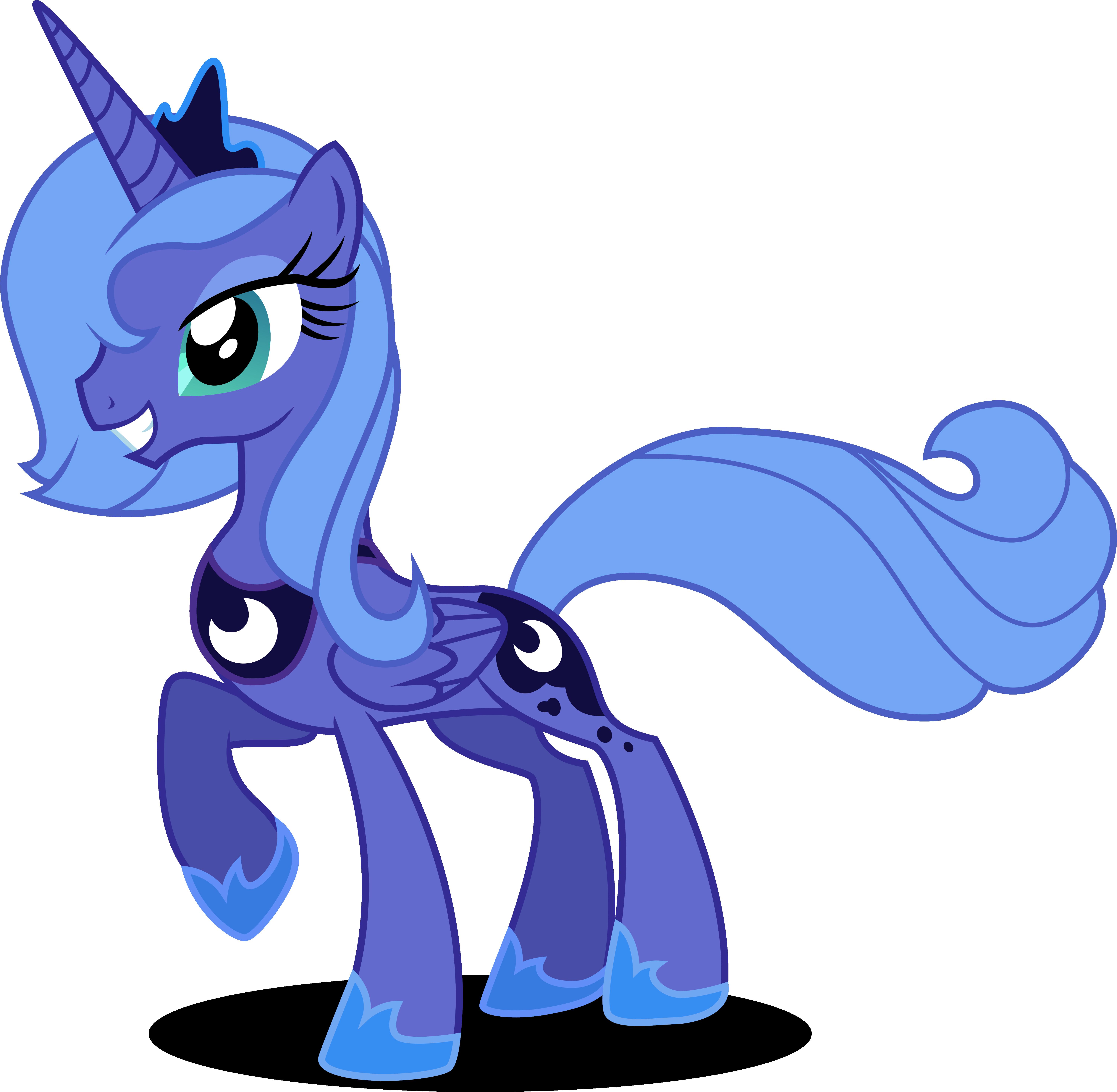 Princess Luna, Season ...