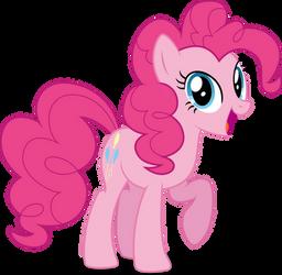 Pinkie Pie(2) by illumnious