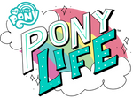 Pony Life logo by illumnious