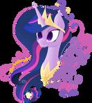 Ruler Of Equestria (2021 Design) by illumnious