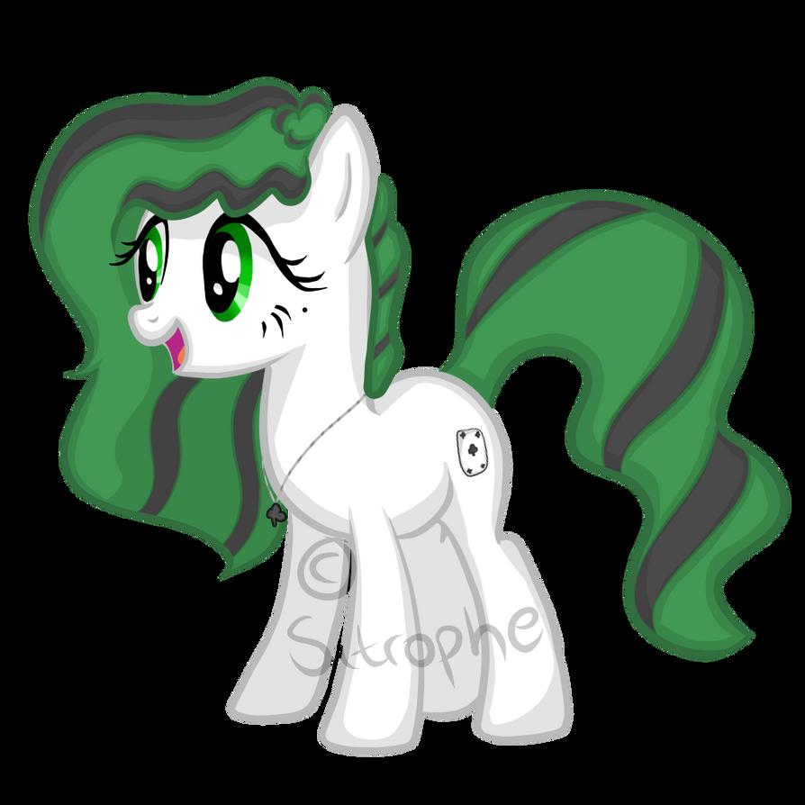 My OC: First Club (Card Pony Edition) by Sitrophe
