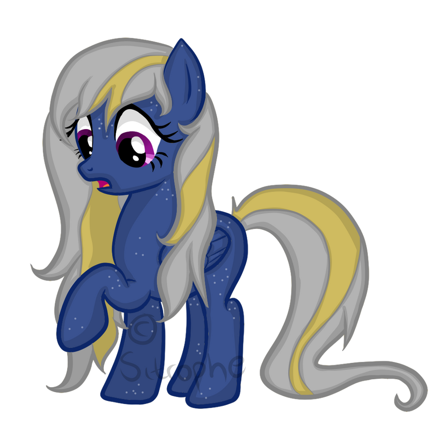 Pony Request: Starlight Speckle by Sitrophe