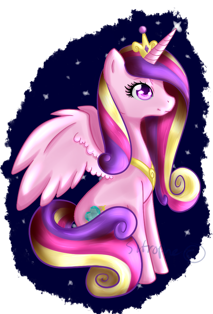 Princess Cadence by Sitrophe