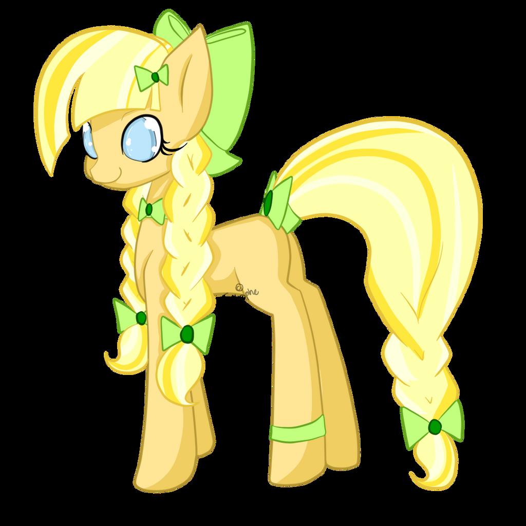 Pony Custom: Moggymawee by Sitrophe