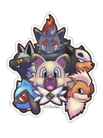 PokePuppers by Sitrophe