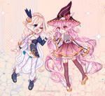 Akesi and Shidzu by AkesiSan