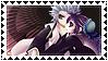 HitsuHina Stamp by AllenWalkerHinamori