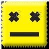 L'arc~en~Ciel Smile Stamp by AllenWalkerHinamori