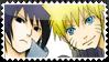 SasuNaru stamp (3) by AllenWalkerHinamori