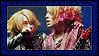 NIGHTMARE Hitsugi and YOMI Stamp by AllenWalkerHinamori