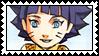 Himawari Uzumaki Stamp by AllenWalkerHinamori