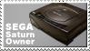 Sega Saturn Owner Stamp by JazzaX