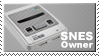 Snes Owner Stamp by JazzaX