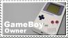 Gameboy Owner Stamp by JazzaX
