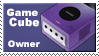 Gamecube Owner Stamp by JazzaX