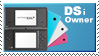 Dsi Owner Stamp by JazzaX