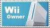 Wii Owner Stamp by JazzaX