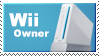Wii Owner Stamp by JazzaX