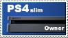 Ps4slim Owner Stamp
