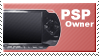 Psp Owner Stamp by JazzaX