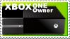 Xboxone Owner Stamp by JazzaX