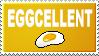 Egg Stamp by JazzaX
