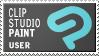 Clip Studio Paint User Stamp by JazzaX