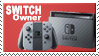 Switch owner stamp by JazzaX