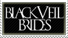 Black Veil Brides Stamp by Luvise
