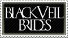 Black Veil Brides Stamp by Luvise