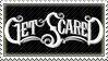 Get Scared Stamp