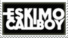 Eskimo Callboy Stamp by Luvise
