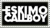 Eskimo Callboy Stamp by Fruitily