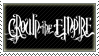 Crown The Empire Stamp by Fruitily
