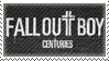 Fall Out Boy - Centuries Stamp