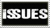 Issues Stamp by Flynnux