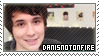 Danisnotonfire Stamp 1 by Luvise