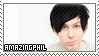 AmazingPhil Stamp 1 by Luvise