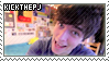 KickThePj Stamp 1 by Flynnux