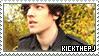 KickThePj Stamp 2 by Flynnux