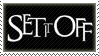 Set It Off Stamp by Fruitily
