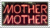 Mother Mother Stamp by Luvise