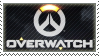 Overwatch Stamp - Dark by Luvise