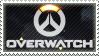Overwatch Stamp - Dark by Luvise