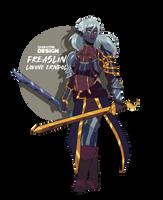 Freaslin Lovine Erndol by cesararts