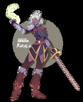 Kirala by cesararts